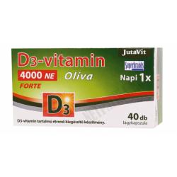 JutaVit Vitamin D 4000 IU a40