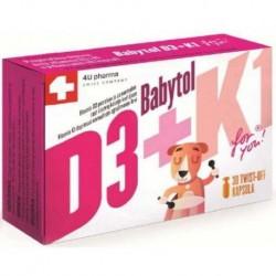 BABYTOL D3+K1 twist-off...