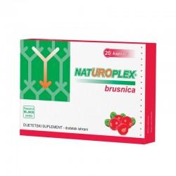 NATUROPLEX BRUSNICA tablete...