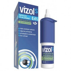 Vizol S 0,4 %  kapi za oči