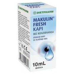 Makulin fresh kapi za oči...