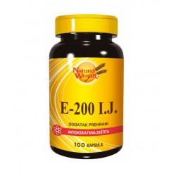 Vitamin E-200 i.j  Natural...