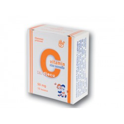 Vitamin C za djecu 50 mg a10