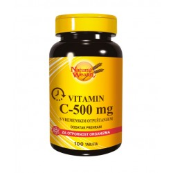 Vitamin C 500 mg Natural...