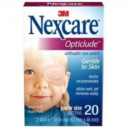 Nexcare Opticlude Junior za...