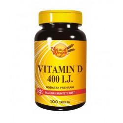 Vitamin D 400 IU Natural...