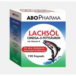 ABO Lachsol Omega3 a120