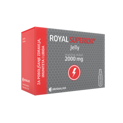 Royal Superior Jelly 2000 mg