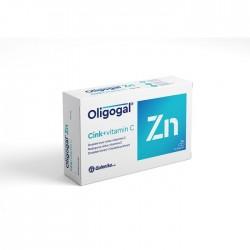 Oligogal Cink + Vitamin C