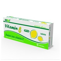 Vitamin C tablete a20